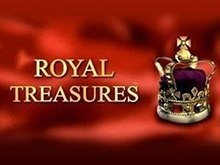 Royal Treasures в казино 777