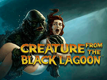 Онлайн слот с зачислением денег на счет Creature From The Black Lagoon
